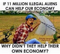 Image result for Anti-Immigration Meme