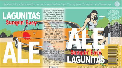 Image result for lagunitas sumpin easy