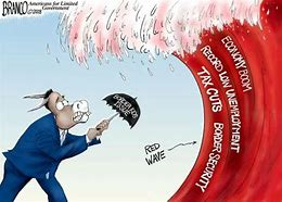Image result for branco cartoons red wave rising