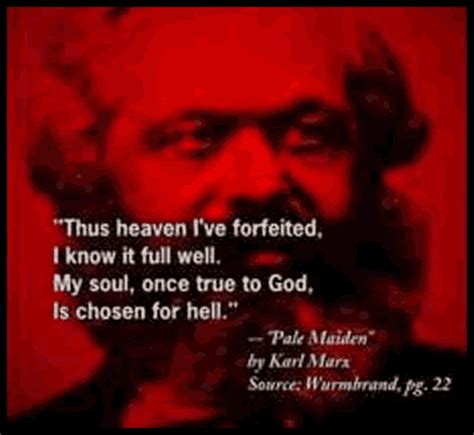 Image result for karl marx was into the occult