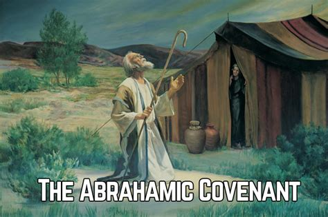 Image result for The Abrahamic Covenant