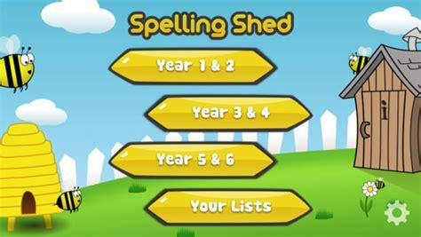 Image result for spelling shed