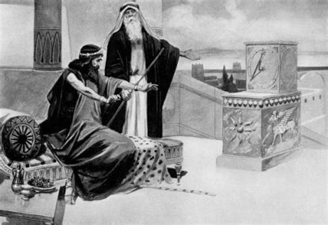 Image result for turning back the sun dial hezekiah