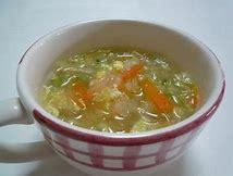 春雨スープ に対する画像結果