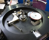 Image result for idler drive turntable. Size: 195 x 160. Source: www.analogplanet.com