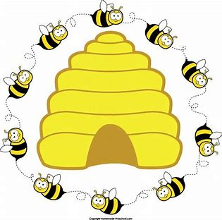 Image result for bee at school picture