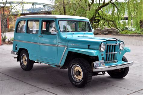 Image result for 62 willys jeep station wagon