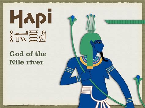 Image result for Hapi Nile God