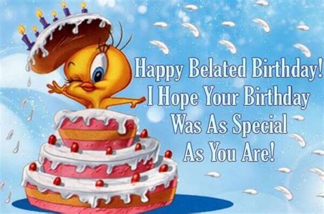 Image result for happy belatesd birthday friend