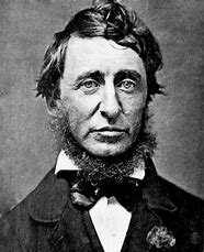 Image result for images henry david thoreau