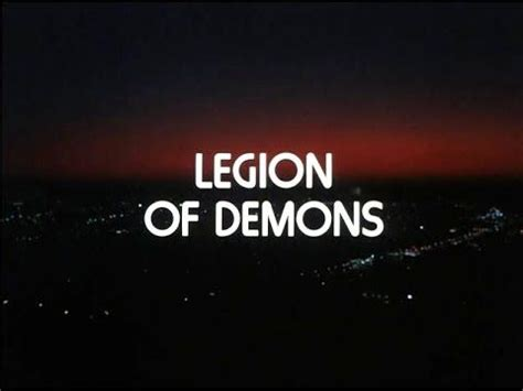 Image result for legions of demons will occupy an empty vessel