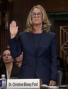 Image result for flickr commons images Christine Blasey Ford