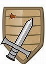 Image result for Free Clip Art of Shield
