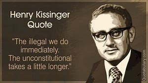Image result for kissinger
