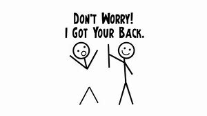 Image result for i got your back images
