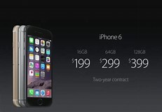 Image result for How much Is an iPhone 6 Plus. Size: 231 x 160. Source: www.extremetech.com