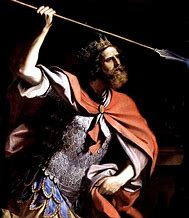 Image result for King Saul of Israel