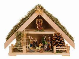 Obraz znaleziony dla: szopka bożonarodzeniowa