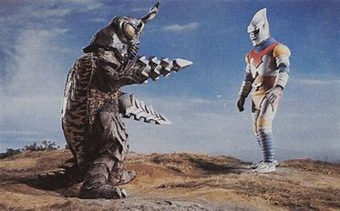 Image result for images of jet-jaguar in godzilla vs. megalon