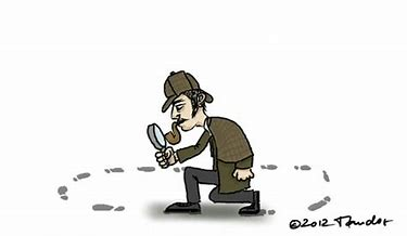 Image result for cartoon sherlock images