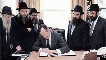 Image result for Who was the 1st President to sign the Noahide laws