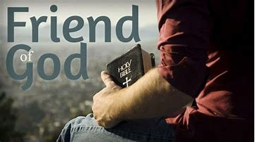 Image result for i am a friend of god