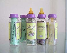 Image result for free pictures of change for Baby bottles