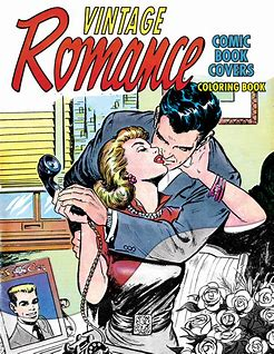 Image result for images young lovers 50s comic book covers