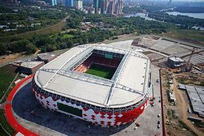 2018 Spartak Stadium
