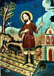 Image result for free pictures of St Isidore the Farmer