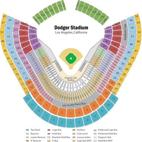 Image result for stubhub map world series dodgers stadium
