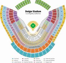 Image result for stubhub map world series dodgers stadium