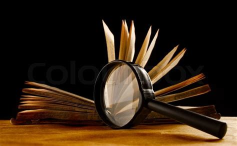 Image result for picture of a book and magnifying glass