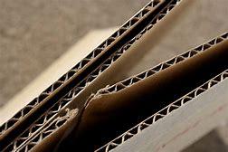 Image result for corrugated cardboard
