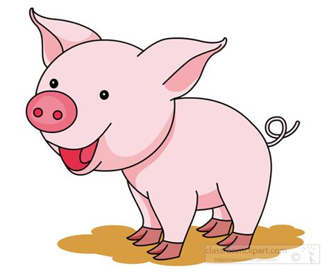 Image result for pig classroomclipart free