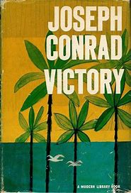 Image result for images conrad book victory