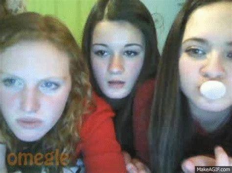 Three omegle girls-contoscbane