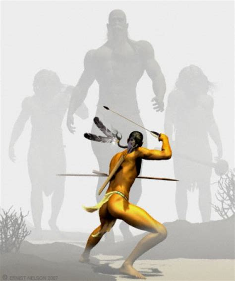 Image result for nephilim and indians