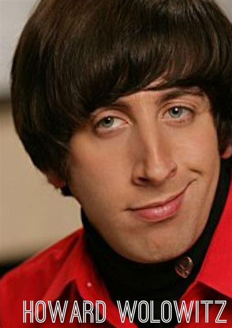 Image result for howard wolowitz pic
