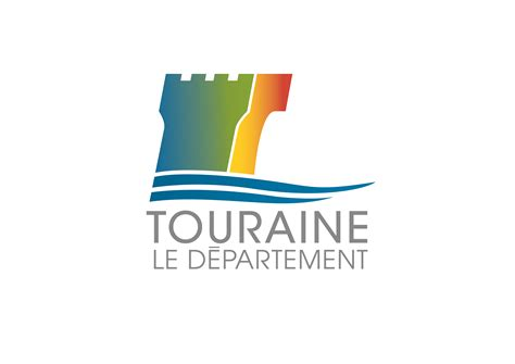Résultat d'images pour logo conseil départemental indre et loire