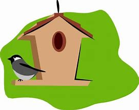 Image result for Cartoon bird House