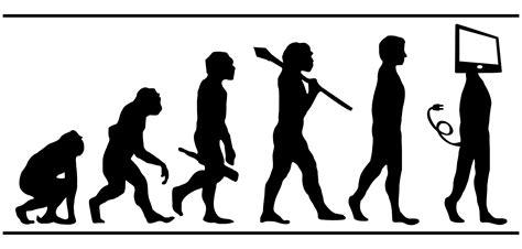 Image result for Evolution of Man Tech