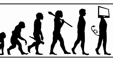 Image result for Evolution of Man Tech