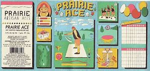 Image result for prairie ace saison