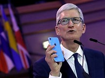 Image result for iPhone Tim Cook. Size: 216 x 160. Source: www.businessinsider.com