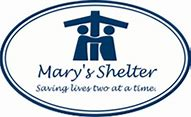 Image result for Mary's Shelter Logo