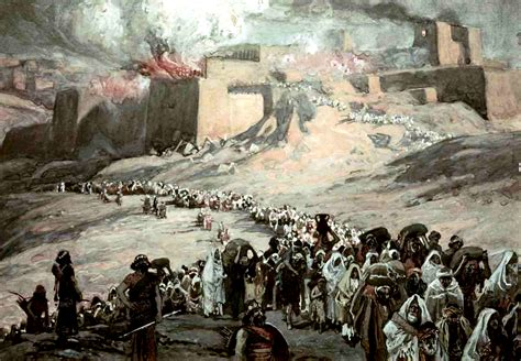 Image result for exile Israel final punishment