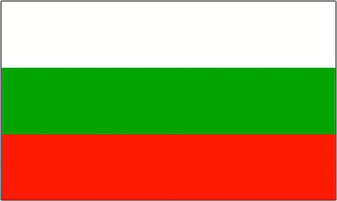 Bildergebnis für flagge bulgarien