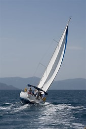 Image result for Images sailboat Heeling Over. Size: 136 x 204. Source: commons.wikimedia.org