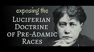 Image result for no evidence for a pre-adamic race